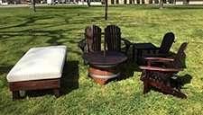 Outdoor Lounge Furniture Rental