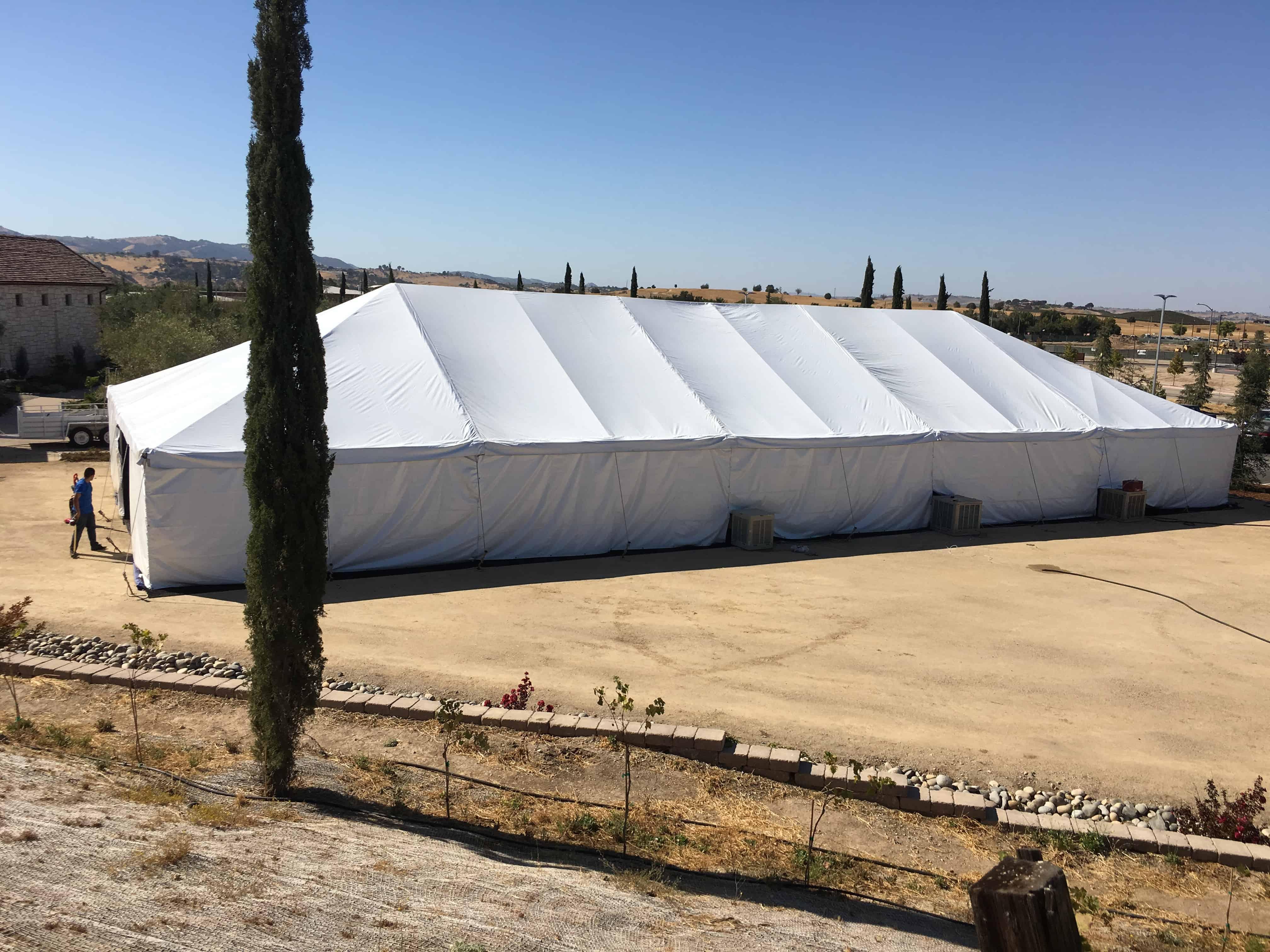 Tent Siding