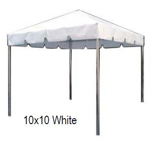 10 x Tent Canopies