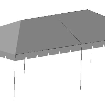 15 x Tent Canopies