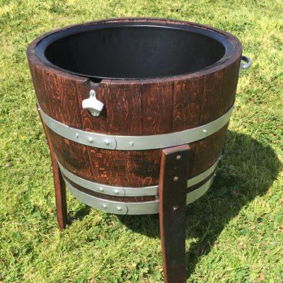 1_2 Wine Barrel Ice_Beverage Tub