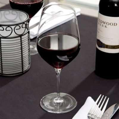2 Bordeaux Wine Glass (22 oz)