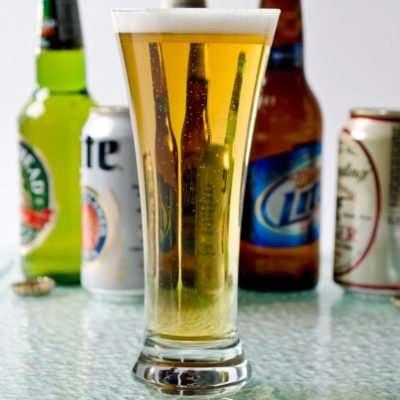2 Pilsner Glass (11 oz)