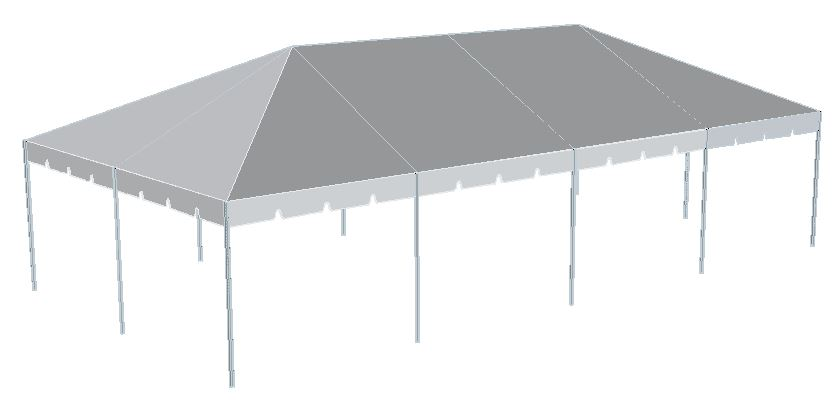 40 x Tent Canopies