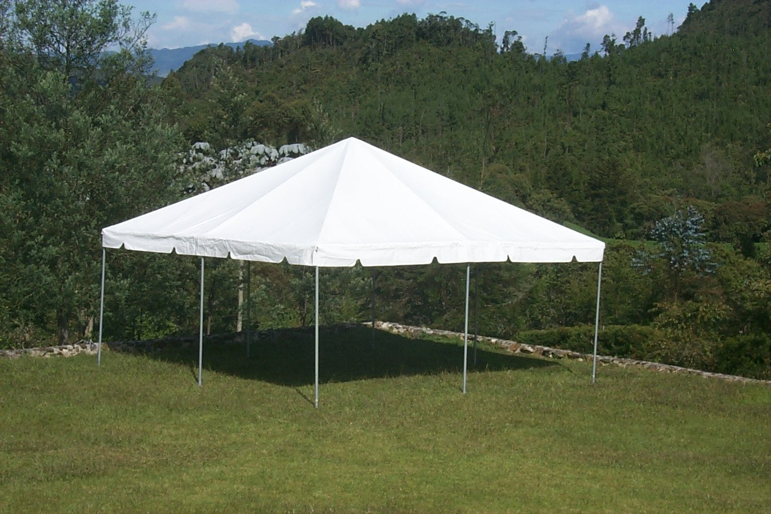 20 X 20 Tent Canopy Taylor Rental Party Plus