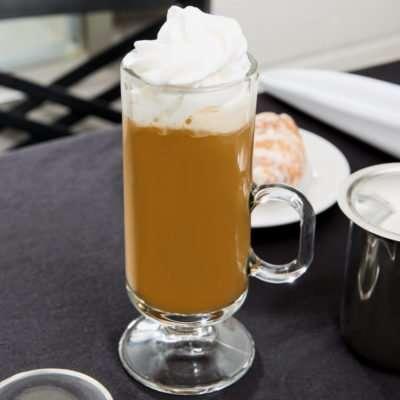 3 Irish Coffee Mug Glass (8.5 oz)