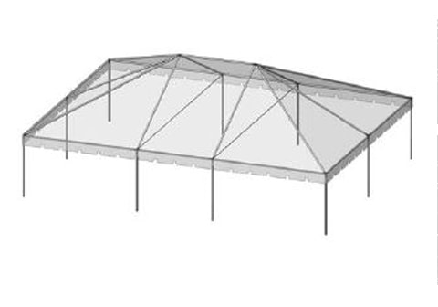 30 x 40 Tent Canopy - Taylor Rental Party Plus