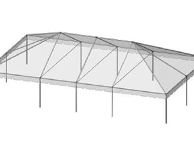 30x50 Frame Tent
