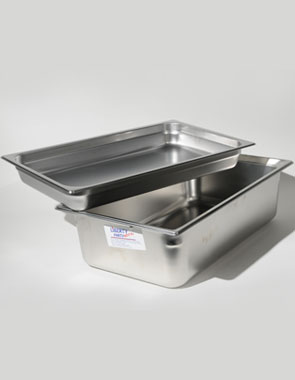 8 QT Food pan (2.5_ deep) Chafer - Food Pans