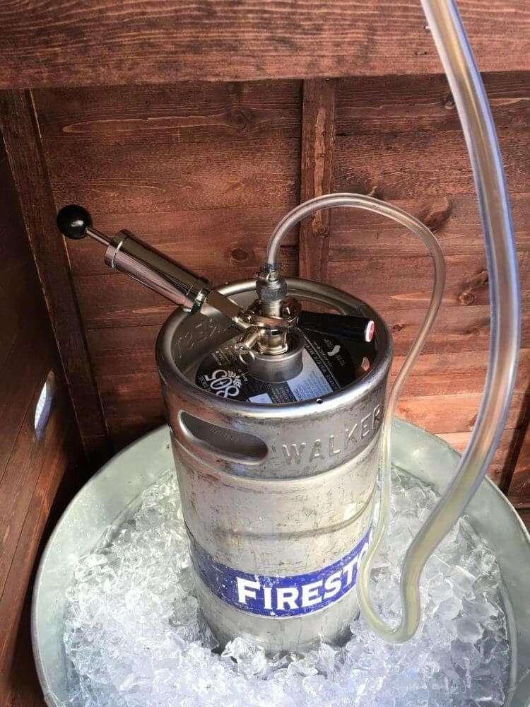 Beer Tap (Manual Pump)