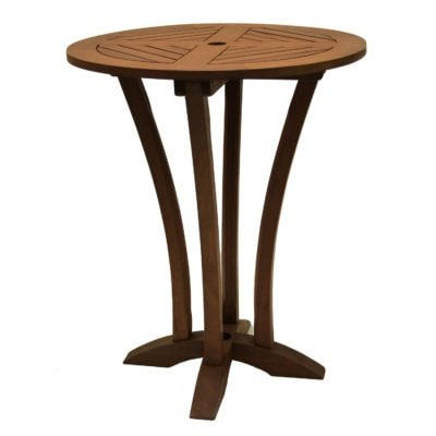 Bordeaux Rustic Cocktail Table (30_ x 42_)