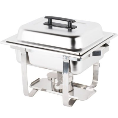 Chafer - 4QT Stainless Steel