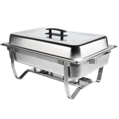 Chafer - 8QT Stainless Steel