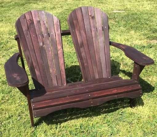 Chair - Adirondac Lounge Loveseat