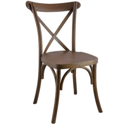 Chair - French Country (X-Back)