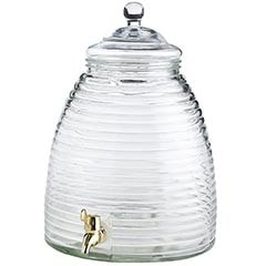 Dispenser - Beehive Glass