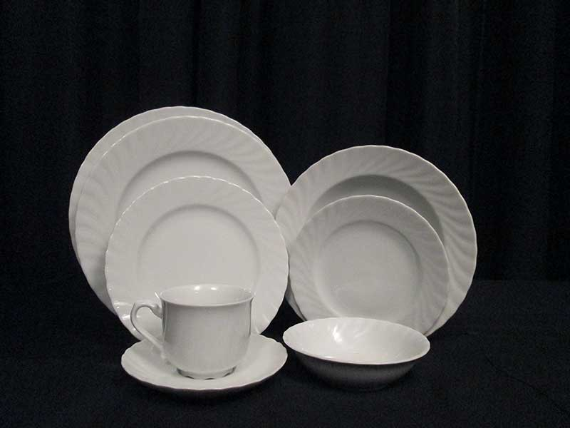 Swirl China Collection