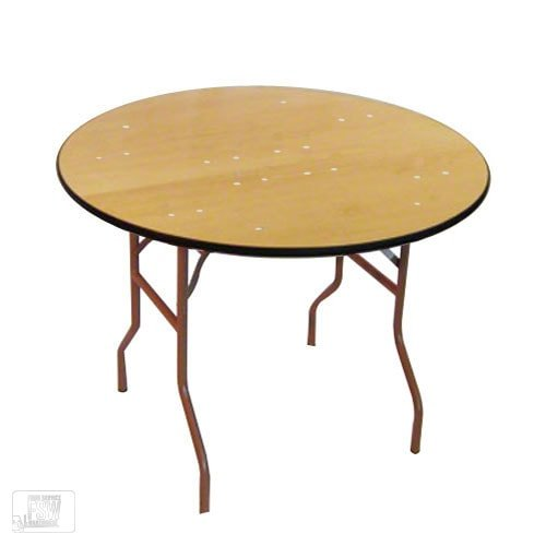 Ft Conference Table Ft X X Tall Taylor Rental Party Plus - 36 inch round conference table