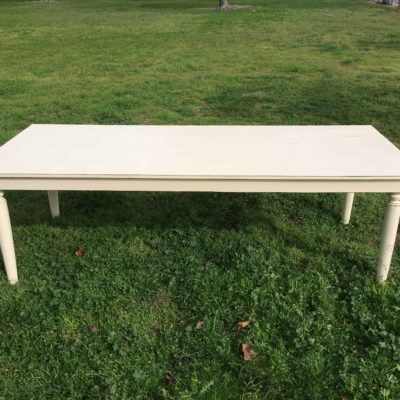 Table - Vintage Creme Family