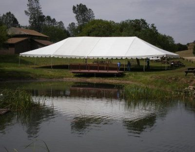 Tent - 40' x 80' (Canopy Only)