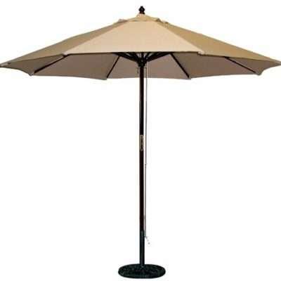 Umbrella - 6' Market Linen