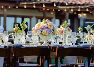 (2) Rustica Tables