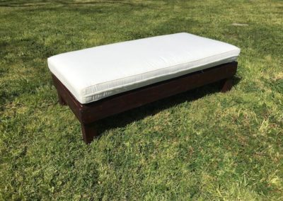 Modern Lounge Bench