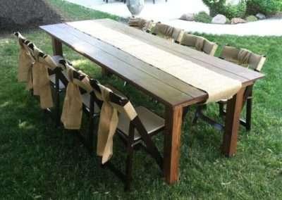 Rustica Table